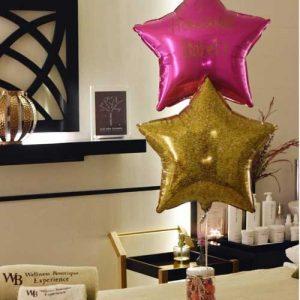 globos premium de Helio Wellness Boutique Experience
